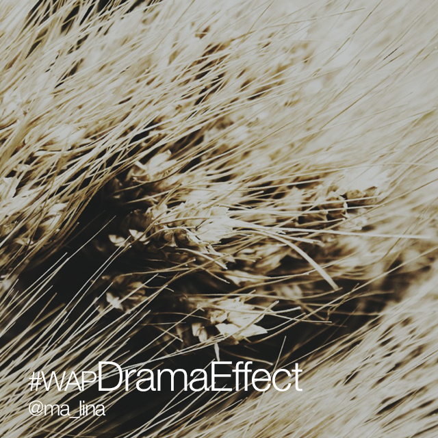 Turn up the drama for the drama effect weekend art project for Weekend art projects