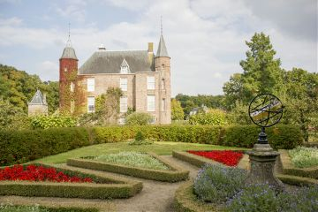 netherlands utrecht castle travel