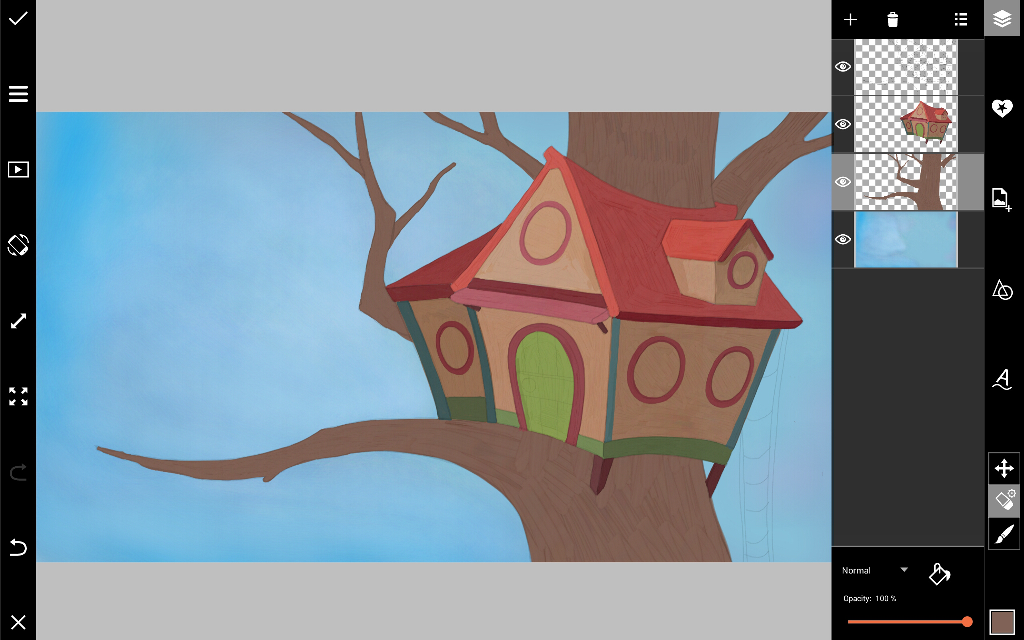 how to draw a treehouse step by step. Wonderful Draw How To Draw A Treehouse Step By On How To Draw A Treehouse Step By
