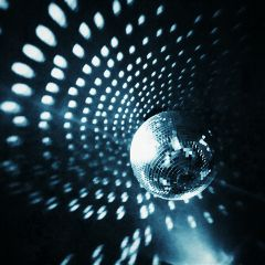 disco ball dance emotions photography