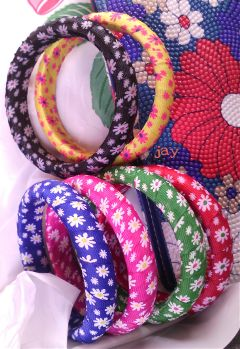 wapcircles bangles colorful accessories
