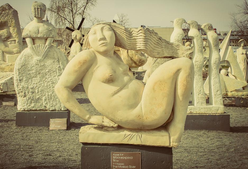 #statue  Москва, Moscow