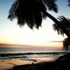 beach sun gabon