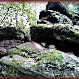 stones nature photography