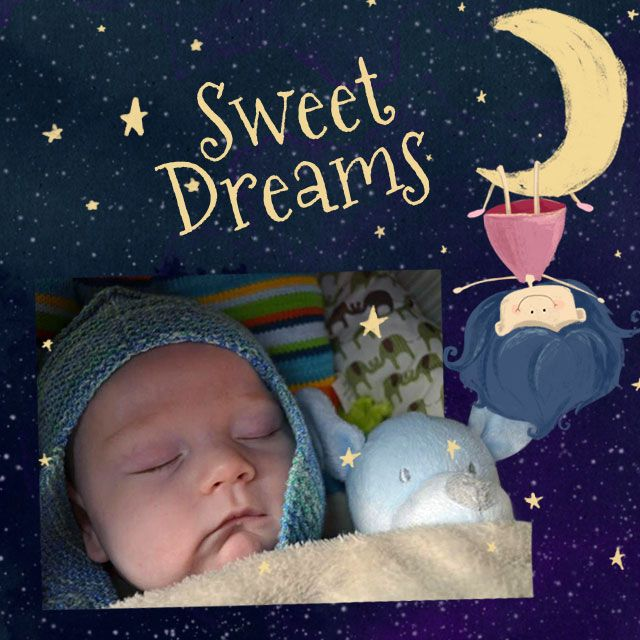 Sweet Dreams frame package
