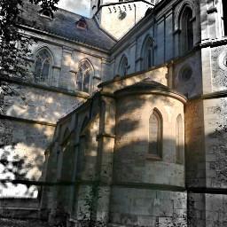 architekture photography weimar church captured