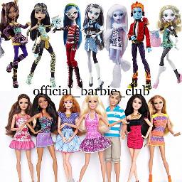 monsterhigh barbie lifeinthedreamhouse