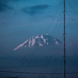 kamchatka koryakskiy snow night