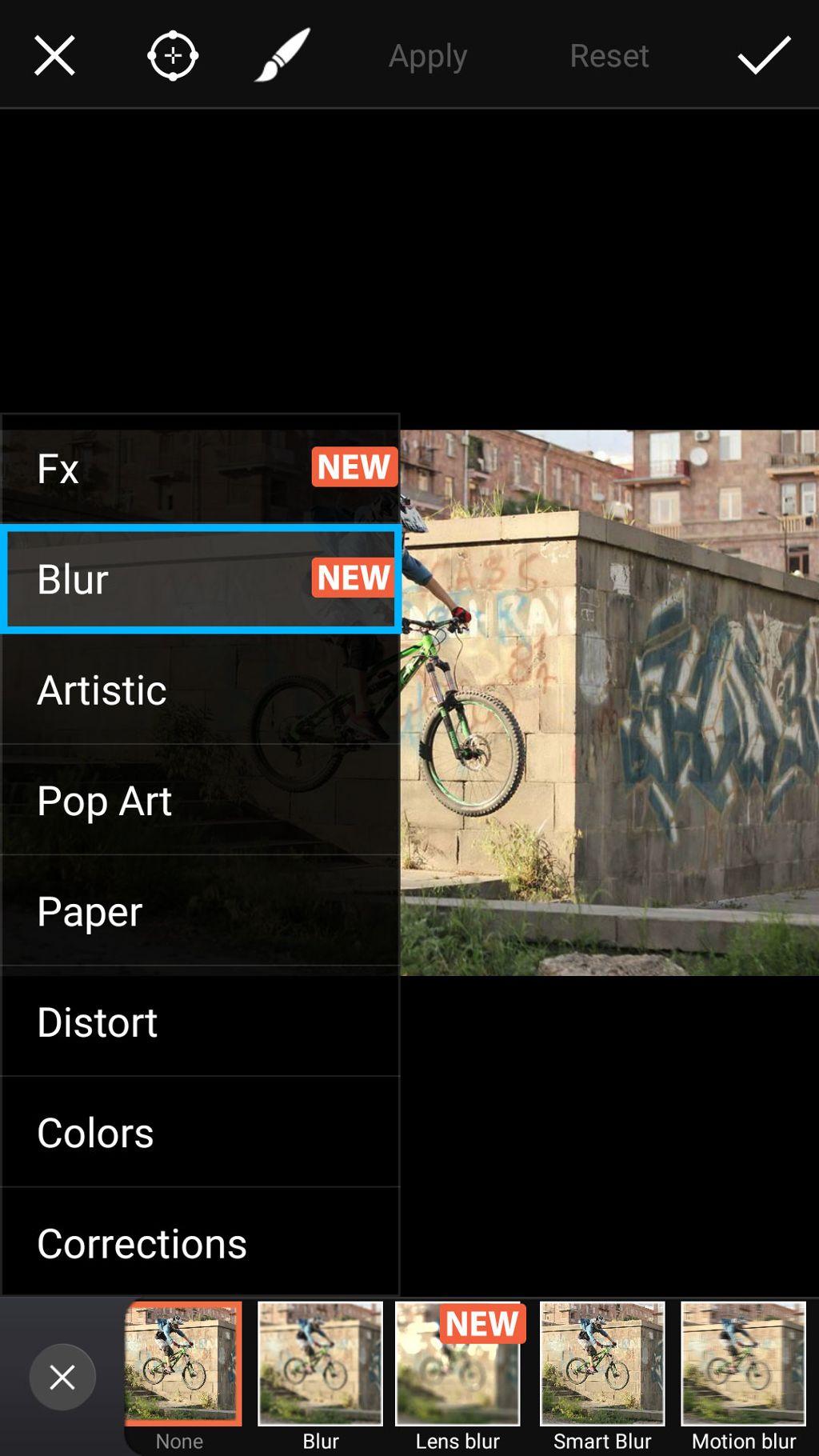 Motion Blur Effect tutorial