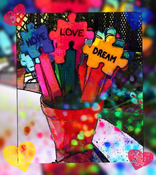 #colorful  #autismawareness