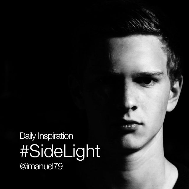 daily inspiration #SideLight