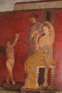 villadeimisteri pompei vesuvio italy art