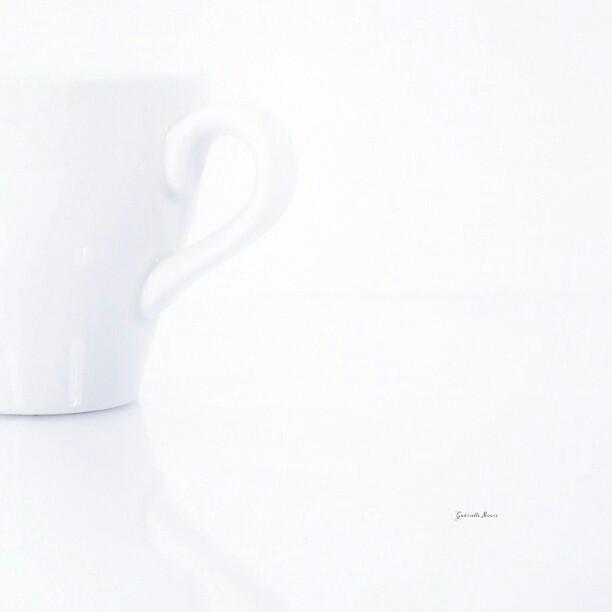 #Cup #WhiteOnWhite #photography #Coffee