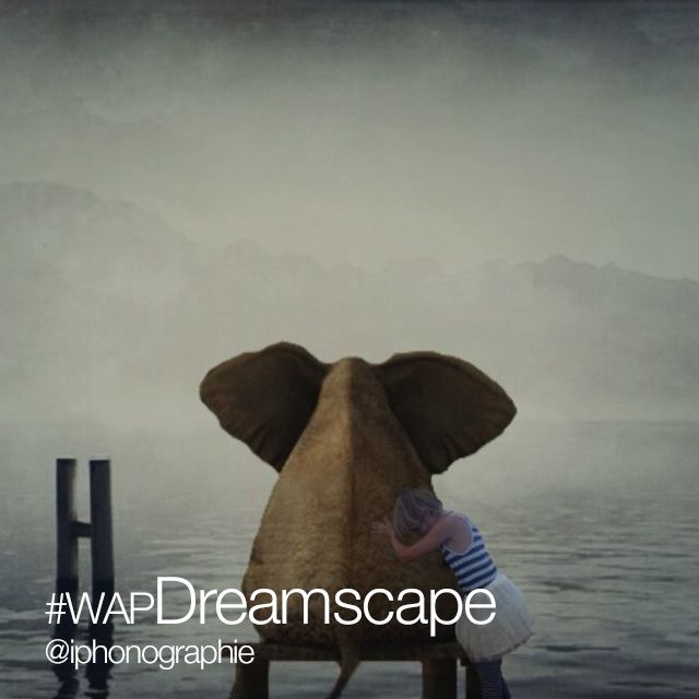 Dreamscapes photography art project