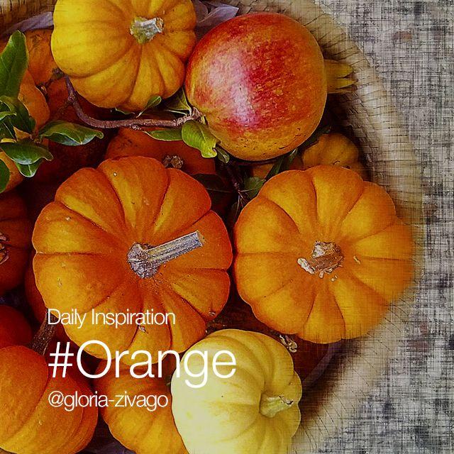 daily inspiration #orange
