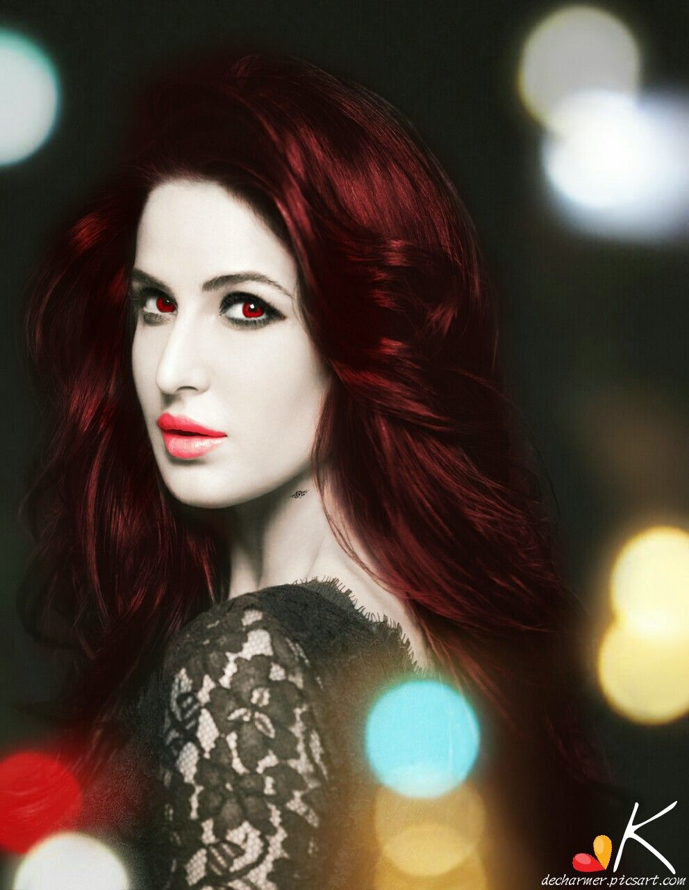 Katrinakaif bollywood actress k redhair red eyes bok katrinakaif bollywood actress k redhair red eyes bok baditri Image collections
